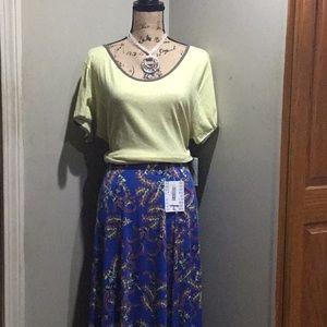 Lularoe Large Maxi Outfit